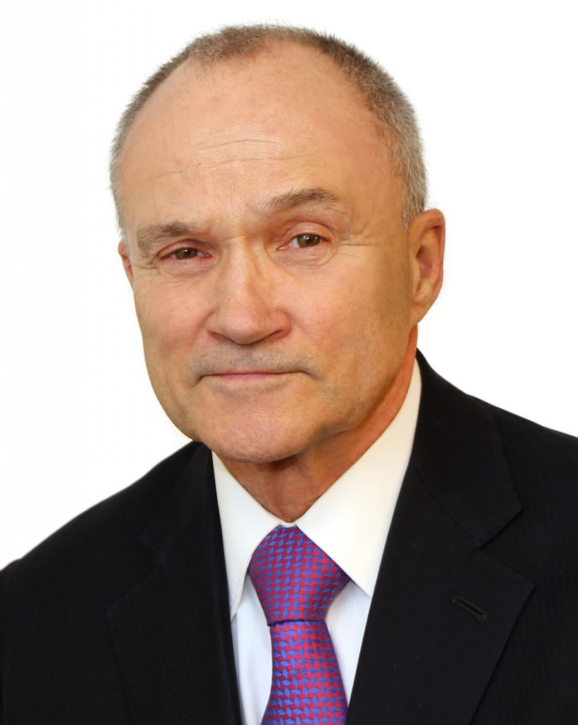 Ray Kelly former NYPD commissioner