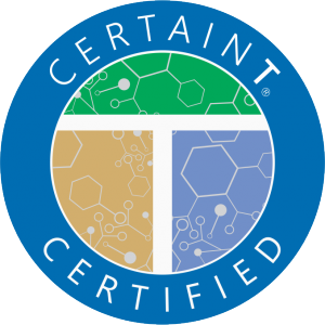 certaint certified