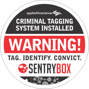sentry label