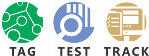 cannabis tag test track icons